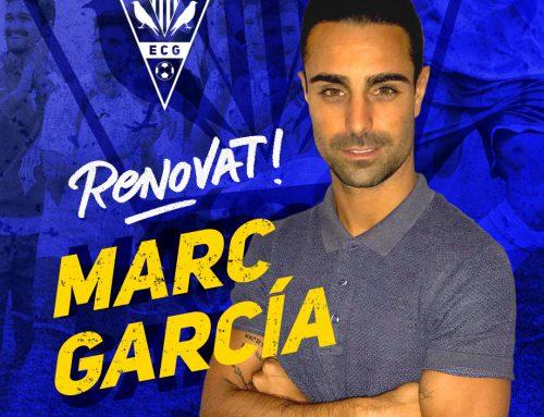 Marc Garcia renovat