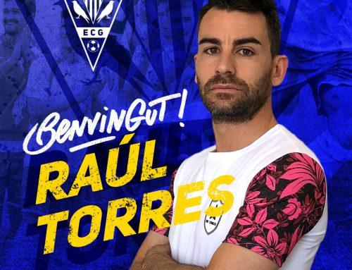 Raúl Torres nou jugador de l'Esport Club Granollers