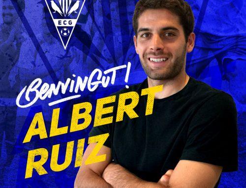 Albert Ruiz nou jugador de l'Esport Club Granollers