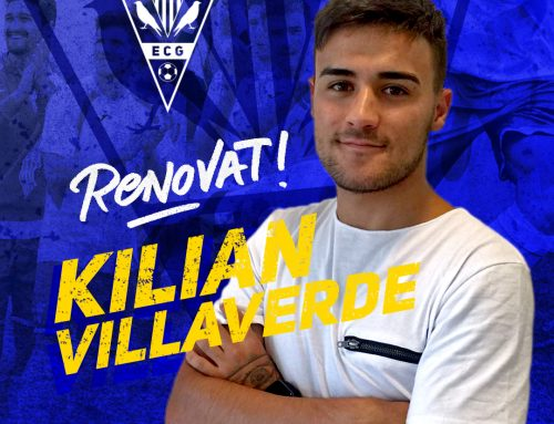 Kilian Villaverde renova per una temporada