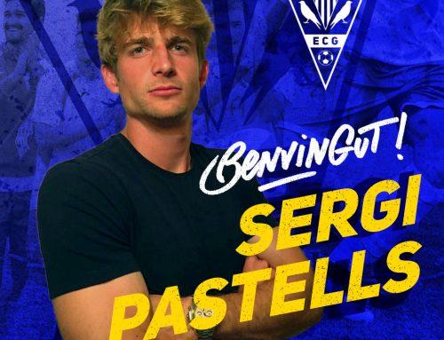 Sergi Pastells nou jugador de l'Esport Club Granollers