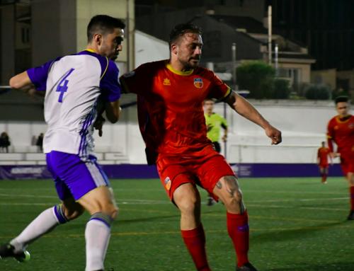 Prèvia Esport Club Granollers – F.C Santboià