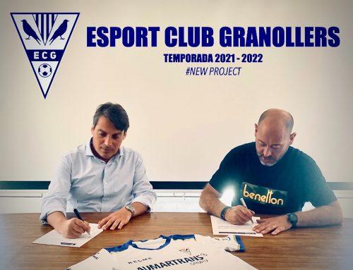 Javi Pérez és nou entrenador de l'Esport Club Granollers