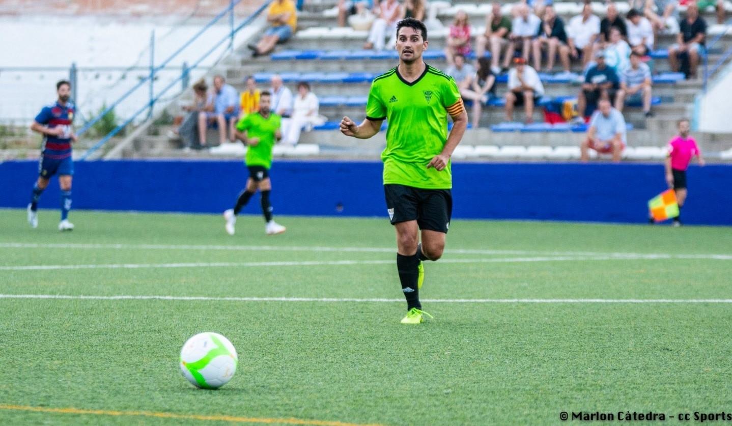 """Ricky Alcántara: """"Estic focalitzat en recuperar el millor nivell"""""""
