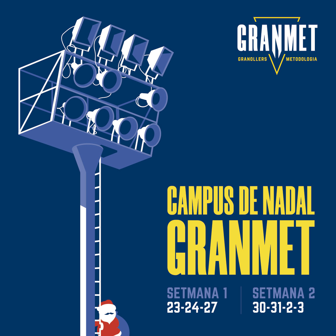 Inscripcions obertes pel campus de Nadal GRANMET