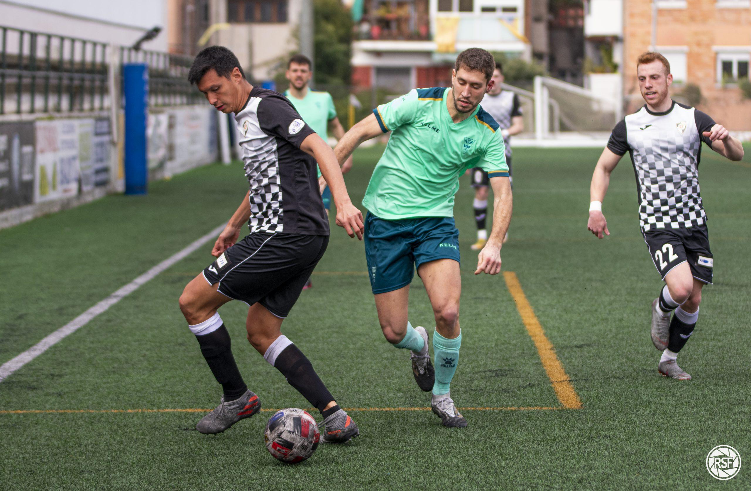 Oriol Molins rescata tres punts del Feliu i Codina